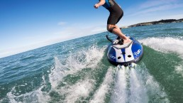 Jetboard - electric surfboard