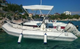 ZODIAC YACHTLINE 480DL- rental, Croatia